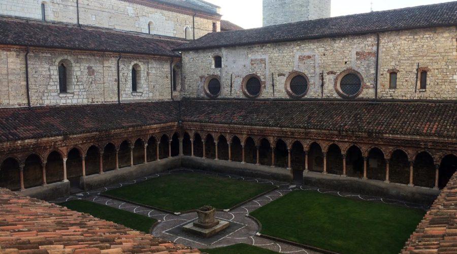Chiostro Maggiore S. Francesco_Progetto di Restauro Arch. Naoni