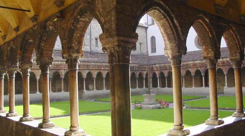 Brescia_Progetto di Restauro Chiostro Maggiore Convento San Francesco